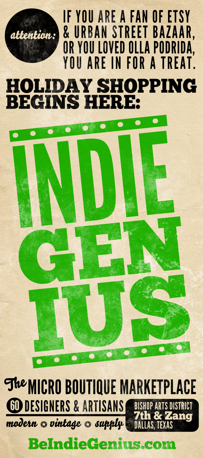 HolidayPromotionIndieGenius
